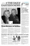 Daily Eastern News: October 09, 2002 by Eastern Illinois University