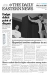 Daily Eastern News: October 10, 2002 by Eastern Illinois University