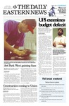 Daily Eastern News: October 17, 2002 by Eastern Illinois University