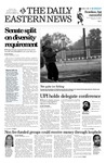 Daily Eastern News: October 21, 2002 by Eastern Illinois University