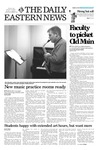 Daily Eastern News: October 23, 2002 by Eastern Illinois University