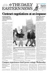 Daily Eastern News: October 24, 2002 by Eastern Illinois University