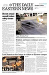 Daily Eastern News: October 25, 2002 by Eastern Illinois University