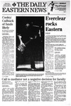Daily Eastern News: October 28, 2002 by Eastern Illinois University