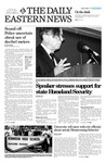 Daily Eastern News: October 29, 2002 by Eastern Illinois University