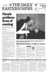 Daily Eastern News: October 30, 2002 by Eastern Illinois University