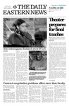 Daily Eastern News: October 31, 2002 by Eastern Illinois University