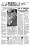 Daily Eastern News: February 03, 2003 by Eastern Illinois University