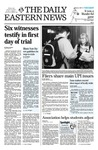 Daily Eastern News: February 04, 2003 by Eastern Illinois University