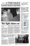 Daily Eastern News: February 06, 2003 by Eastern Illinois University