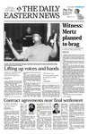 Daily Eastern News: February 10, 2003 by Eastern Illinois University