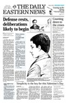 Daily Eastern News: February 12, 2003 by Eastern Illinois University