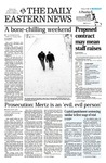 Daily Eastern News: February 17, 2003 by Eastern Illinois University