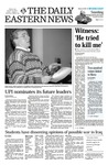 Daily Eastern News: February 19, 2003 by Eastern Illinois University