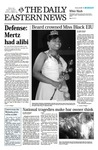 Daily Eastern News: February 24, 2003 by Eastern Illinois University
