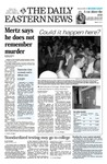 Daily Eastern News: February 26, 2003 by Eastern Illinois University