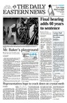 Daily Eastern News: February 28, 2003 by Eastern Illinois University