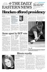 Daily Eastern News: October 01, 2003 by Eastern Illinois University