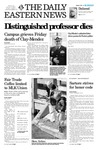 Daily Eastern News: October 06, 2003
