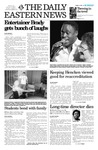 Daily Eastern News: October 13, 2003