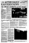 Daily Eastern News: October 28, 2003