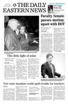 Daily Eastern News: October 29, 2003