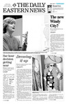 Daily Eastern News: October 30, 2003