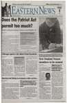 Daily Eastern News: December 01, 2004 by Eastern Illinois University