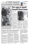 Daily Eastern News: March 04, 2004