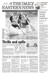 Daily Eastern News: March 31, 2004