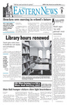 Daily Eastern News: September 03, 2004 by Eastern Illinois University