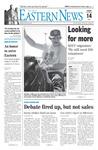 Daily Eastern News: September 14, 2004 by Eastern Illinois University