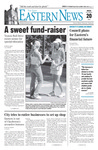 Daily Eastern News: September 20, 2004 by Eastern Illinois University