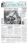 Daily Eastern News: September 21, 2004 by Eastern Illinois University