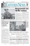 Daily Eastern News: September 22, 2004 by Eastern Illinois University