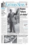 Daily Eastern News: September 27, 2004 by Eastern Illinois University