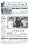 Daily Eastern News: September 28, 2004 by Eastern Illinois University