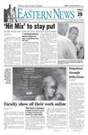 Daily Eastern News: September 29, 2004 by Eastern Illinois University