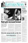 Daily Eastern News: September 16, 2004 by Eastern Illinois University