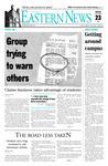 Daily Eastern News: September 23, 2004 by Eastern Illinois University