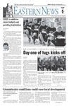 Daily Eastern News: April 05, 2005 by Eastern Illinois University