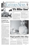 Daily Eastern News: April 12, 2005