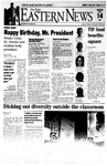 Daily Eastern News: April 14, 2005