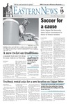 Daily Eastern News: April 15, 2005