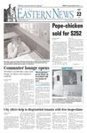 Daily Eastern News: April 22, 2005 by Eastern Illinois University