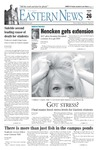 Daily Eastern News: April 26, 2005 by Eastern Illinois University