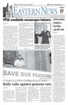 Daily Eastern News: April 27, 2005