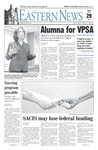 Daily Eastern News: April 29, 2005 by Eastern Illinois University