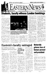 Daily Eastern News: August 19, 2005 by Eastern Illinois University
