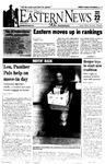 Daily Eastern News: August 22, 2005 by Eastern Illinois University